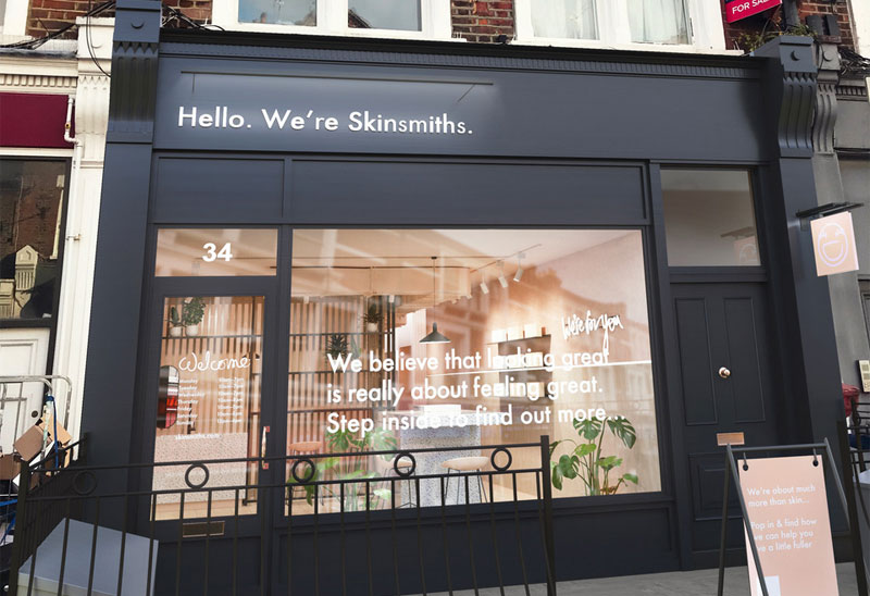 Skinsmiths opens in London